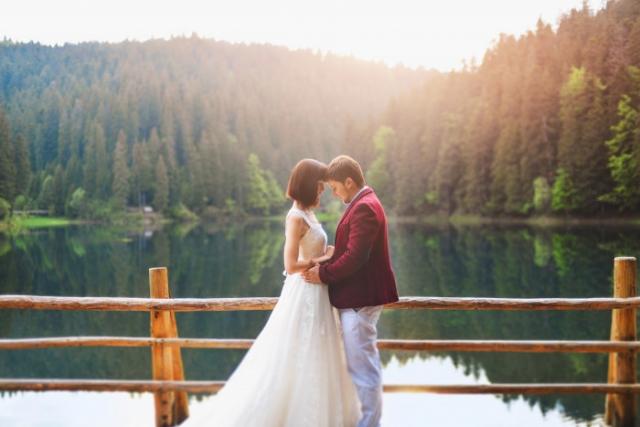 Медовий місяць в Карпатах – справжнє романтичну пригоду для закоханих