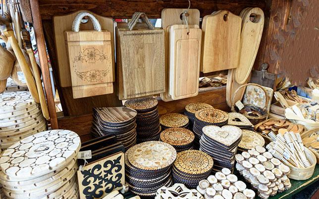 Лучшие сувениры из Закарпатья