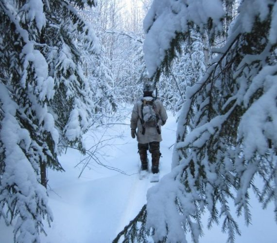 Что делать если потерялся в горах зимой (Карпаты)