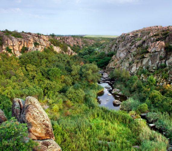 Десять потрясающих мест Украины