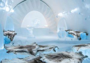 ледяной отель Ice Hotel Bukovel