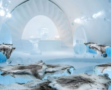 Ice Hotel Bukovel