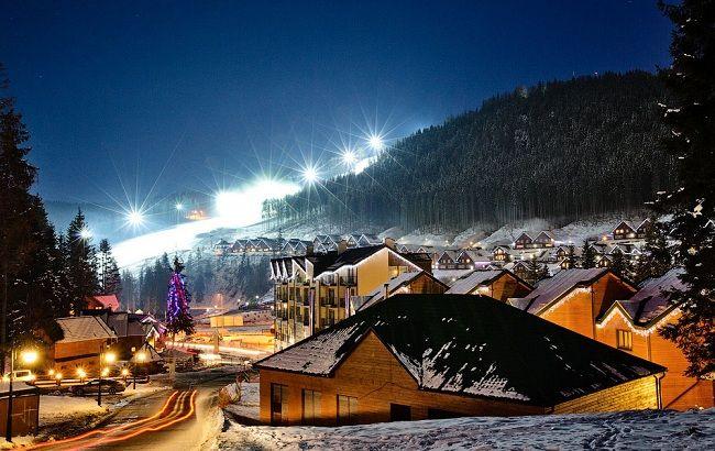 Где отдохнуть в Украине зимой?