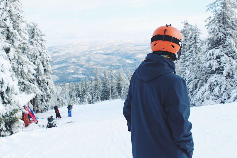 Семейных отдых в Карпатах зимой