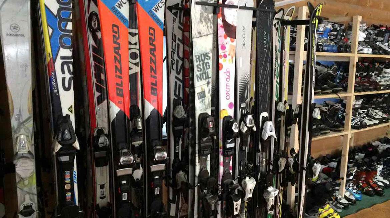 буковель лыжи на прокат
