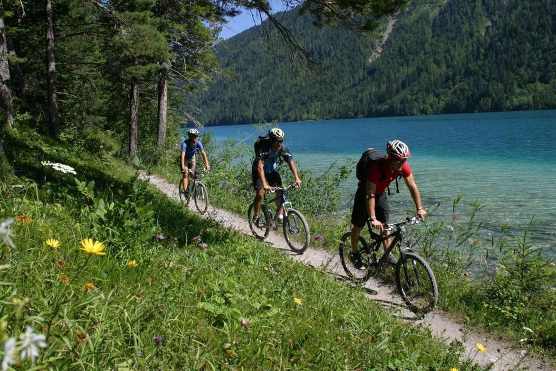 путешествие на велосипеде карпаты