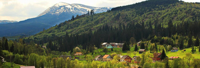 Отдых в Карпатских горах на майские праздники