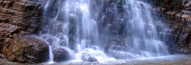 Карпатские водопады