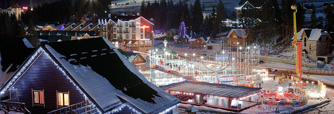 Bukovel – the best holiday!