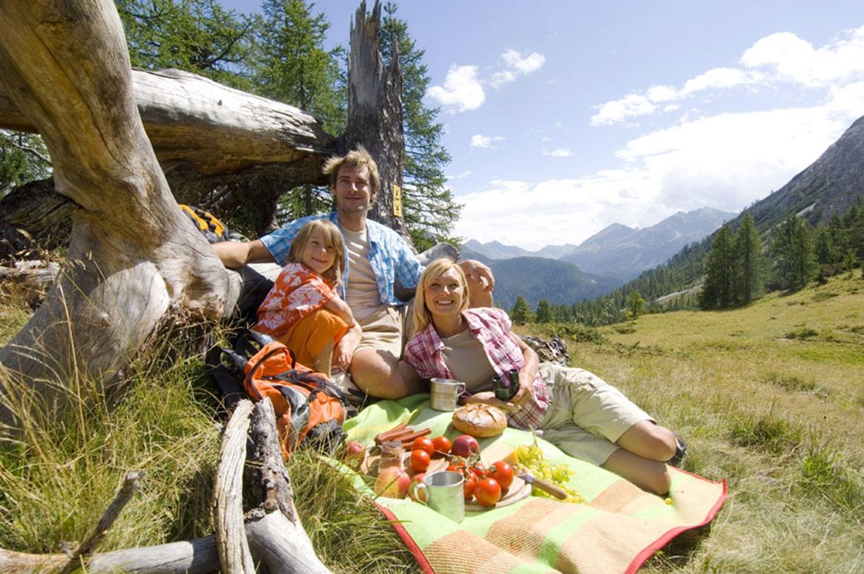 буковель отдых с детьми летом